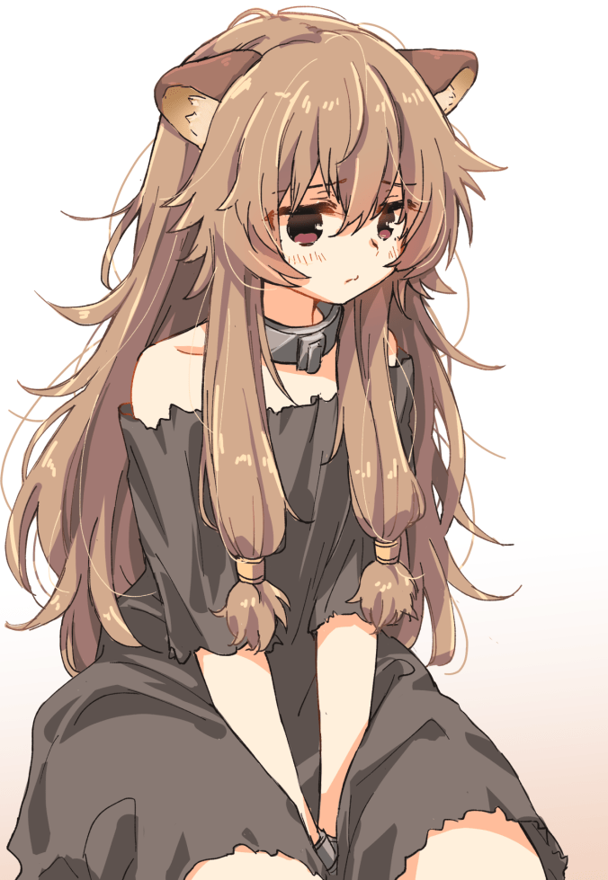 So I heard you like messy haired Raphtalia.