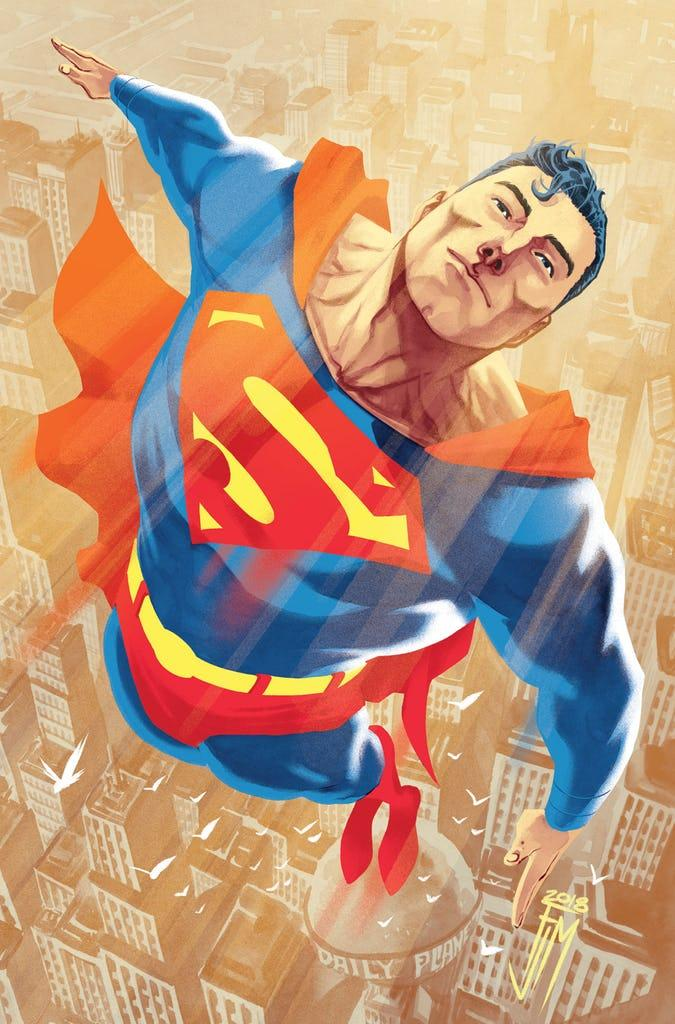 action comics 1010 variant cover