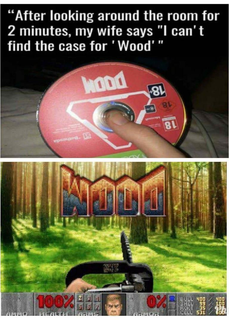 Doom Wood