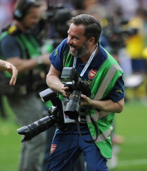 Happy Birthday to Arsenal Legend Stuart MacFarlane! : Gunners