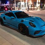 Miami Blue Gt3 Rs Spotted In Grand Bend On Canada Porsche