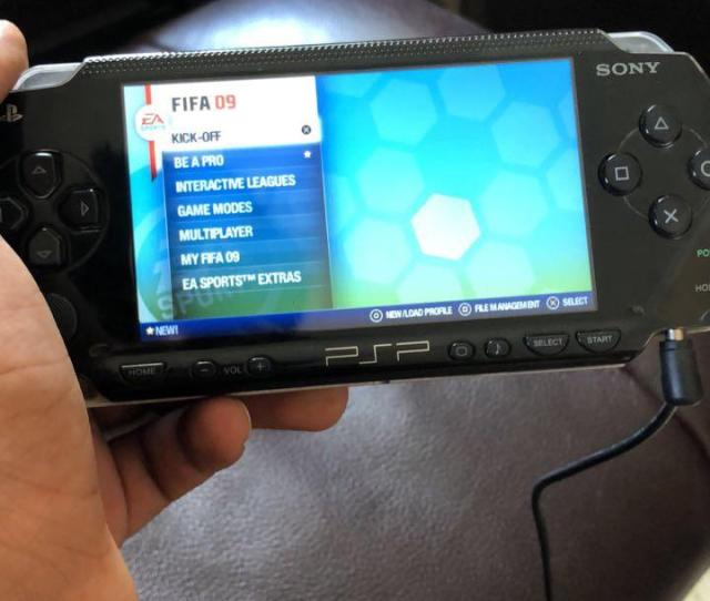 Imagefifa 09 On The Psp