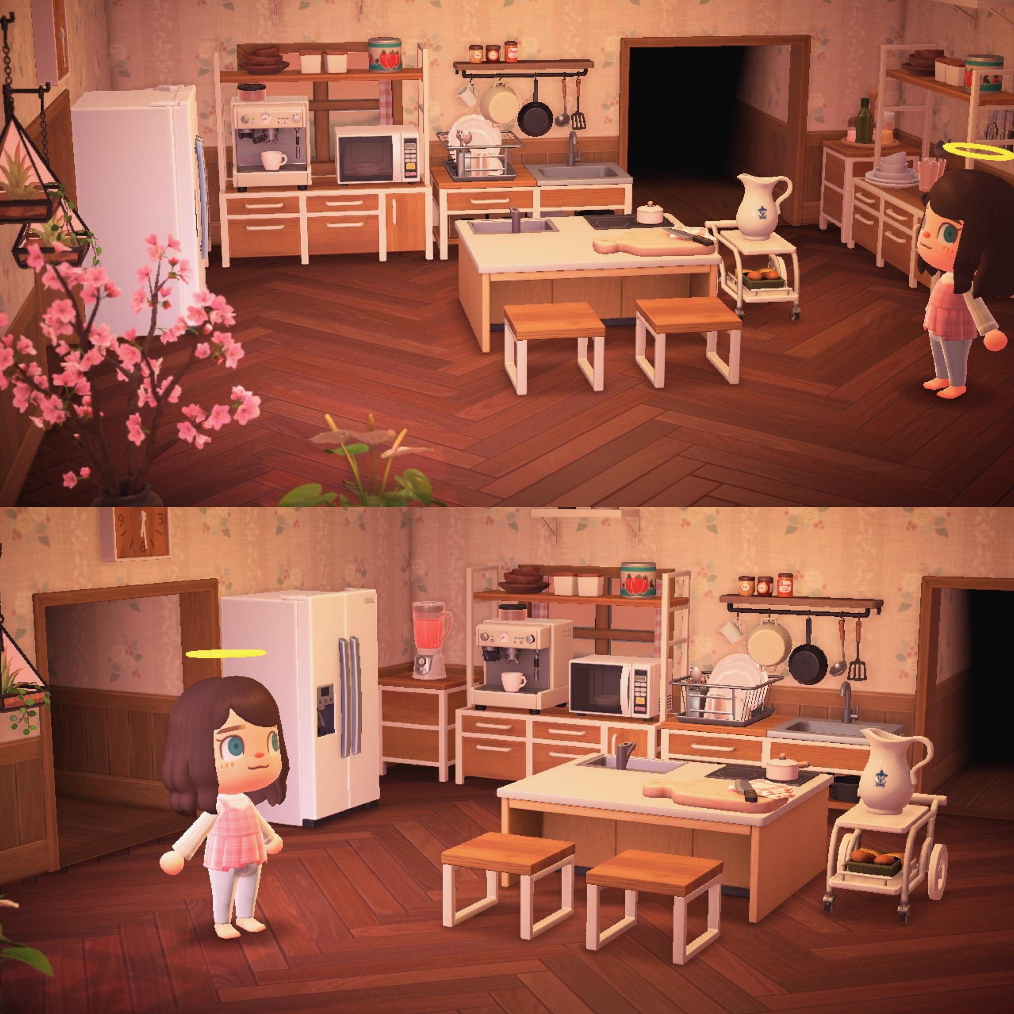 Ironwood Furniture Recipes in Animal Crossing New Horizons on Ironwood Kitchen Animal Crossing  id=65796