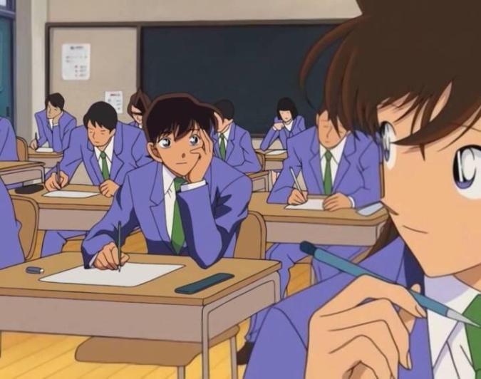 oof [Detective Conan]