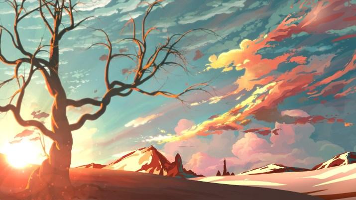 desert [3840×2160]