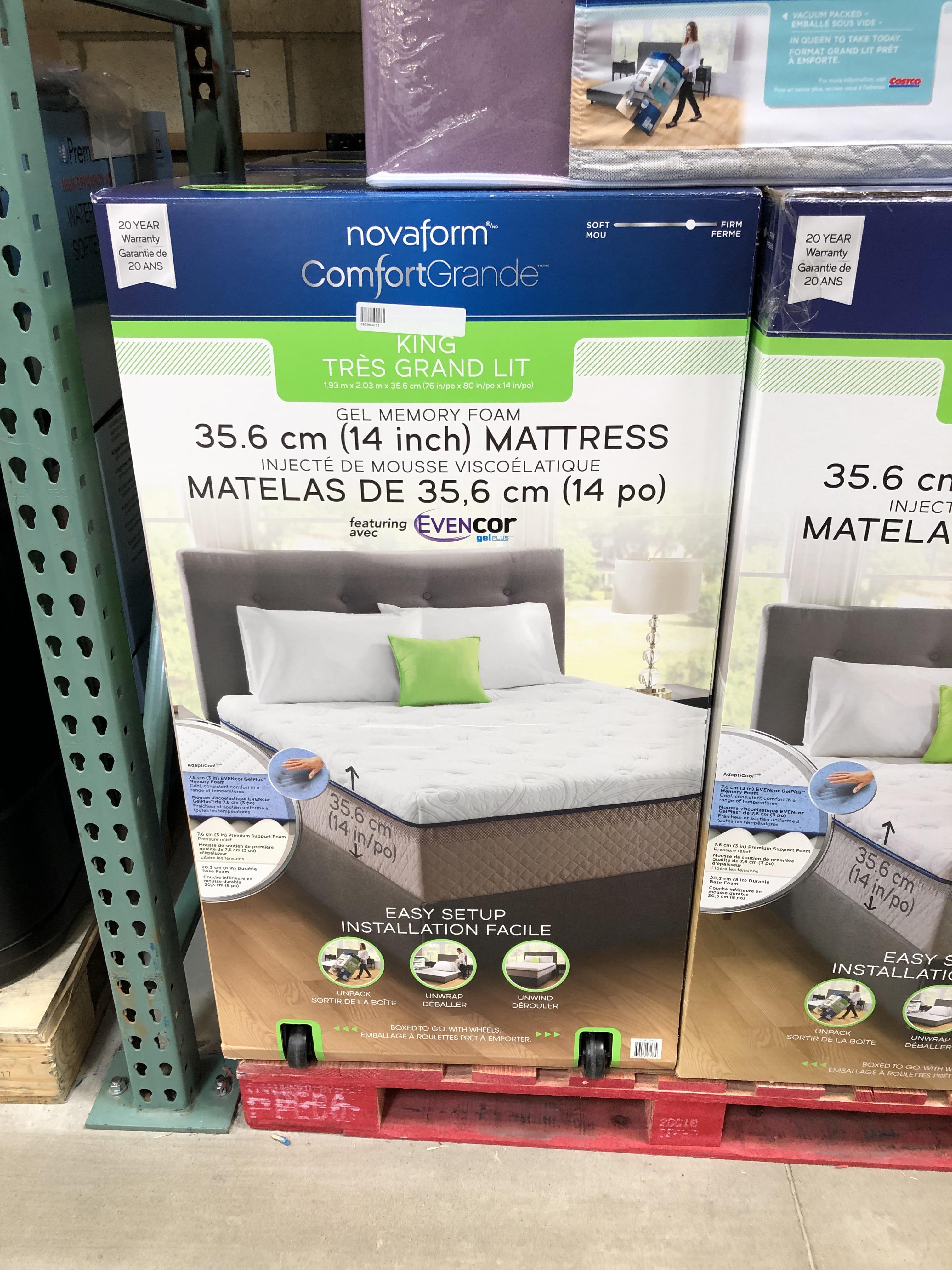 novaform mattress looking