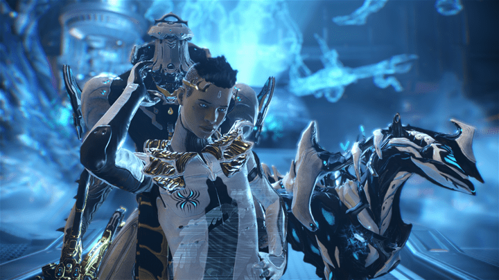 Captura Is This A JoJo Reference Warframe