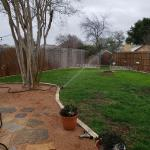 Recent Work With Dg Decomposed Granite And Hardscape Borders To Remove Some Excess Grass Landscaping