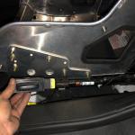 Adjustable Kirkey Racing Seat In The G8 Pontiac