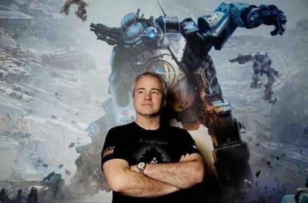 Just a reminder that Vince Zampella is a genius : titanfall
