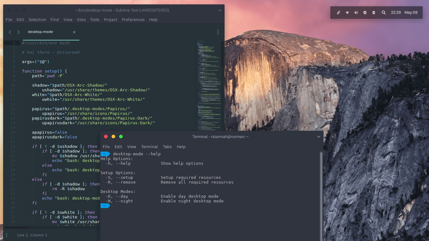 Pop some popcorn and sit down to your favorite digital content via gnome mpv. Xfce My Style Of Mac Osx For Linux Unixporn