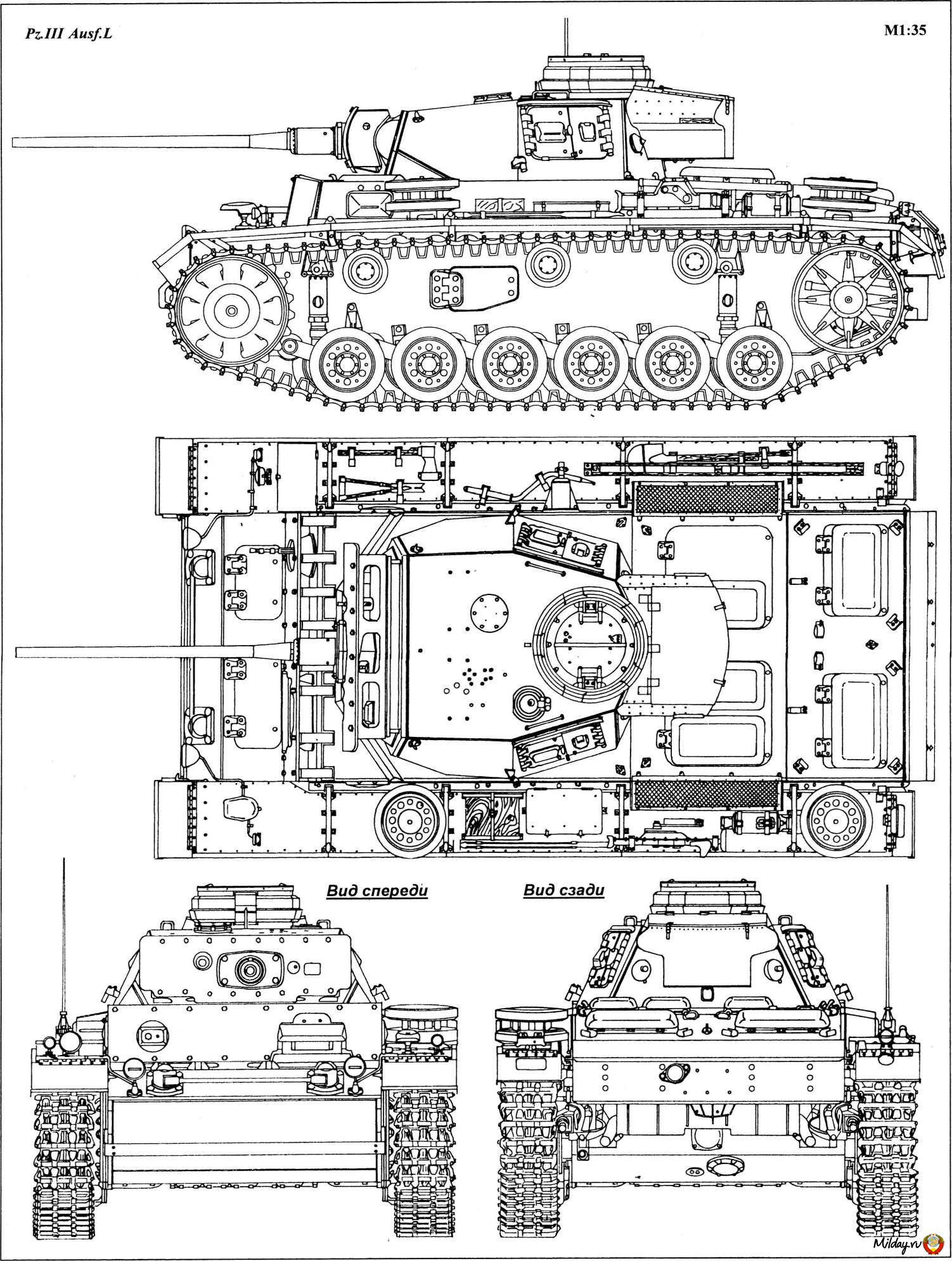 Request Any Timepieces That Have A Panzer Iii Kind Of