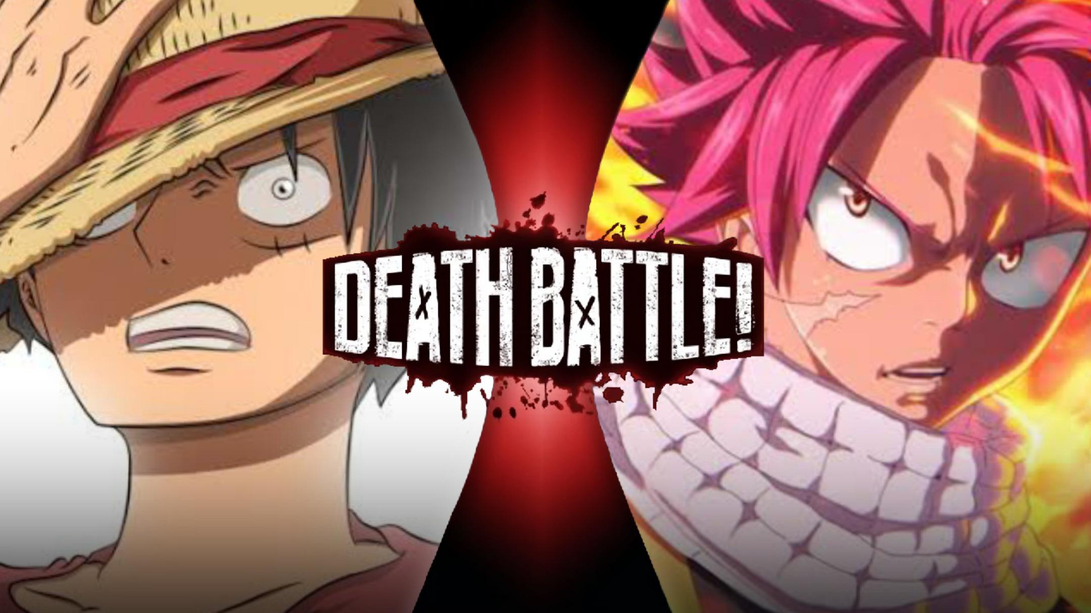 I might like one piece as a series better, but i think naruto fights are superior. Luffy Vs Natsu Reddit Post And Comment Search Socialgrep