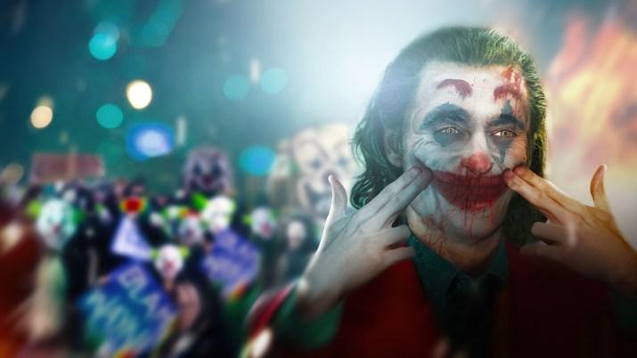 Joker (who always keep smiling no matter what) [3840×2160]