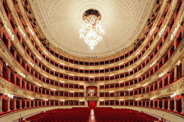 Teatro alla Scala, Milano : architecture