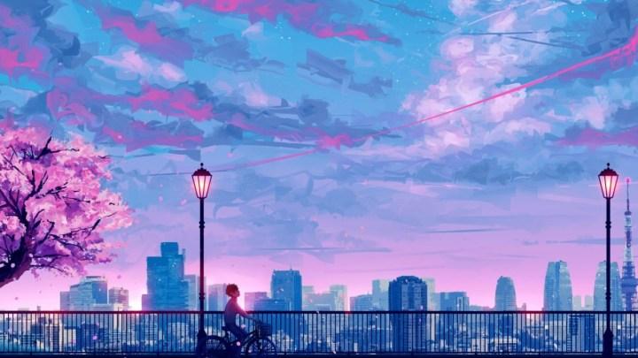 Anime Aesthetic[1280×720]