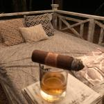 Celebrating 15 Years Married Buffalo Trace And A Cigar At Our Fancy Tree House Hotel Whiskyporn