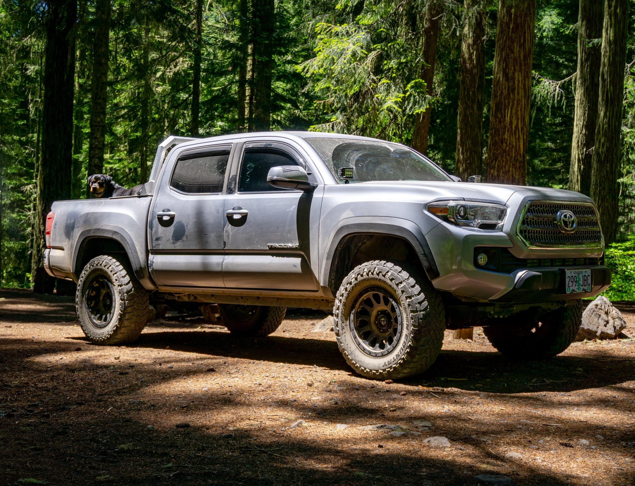 i d rather be camping toyotatacoma