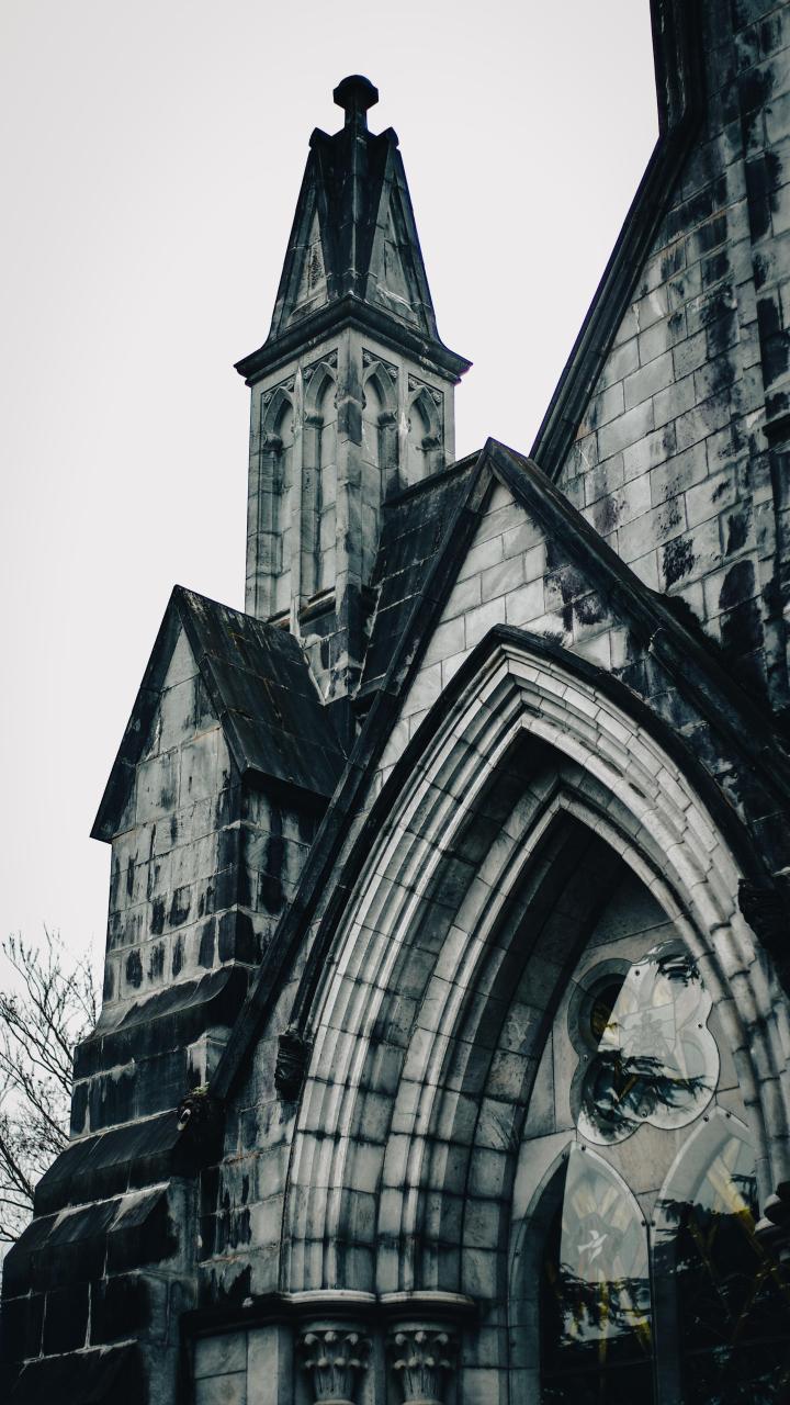 Gothic Church – Nelson New Zealand [OC]