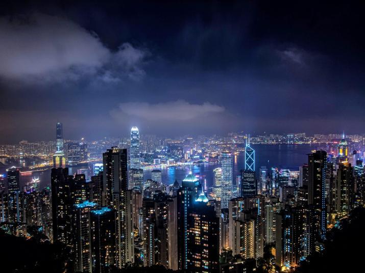 Hong Kong (Photo credit to u/acevmp) [4032 x 3024]