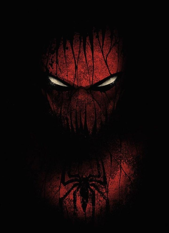 Dark Spiderman