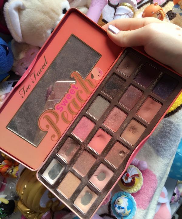 sweet peach palette # 25