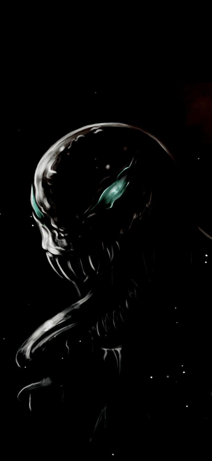 Smokey Alien (1080×2340)