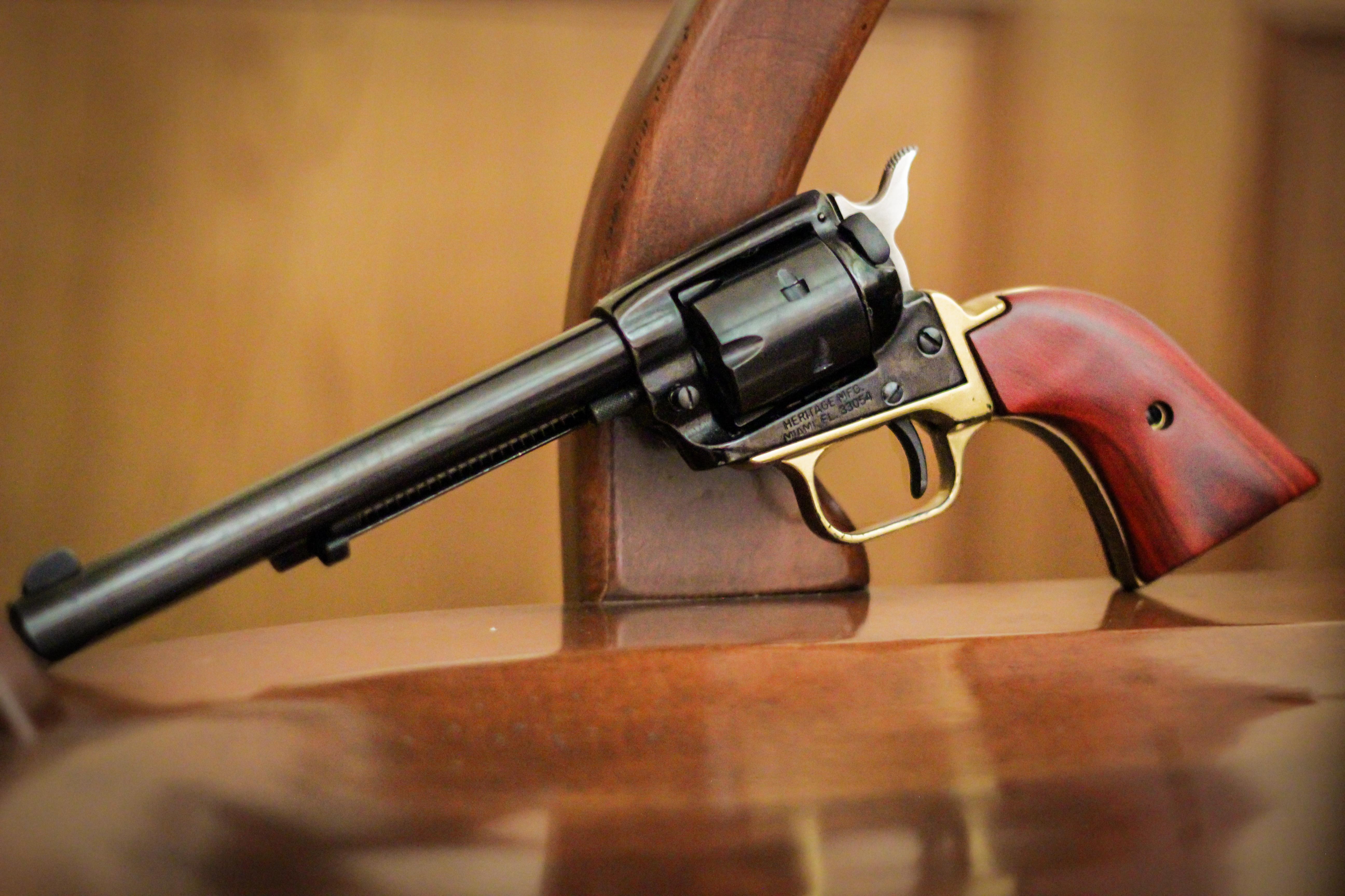 Heritage Rough Rider 22 Affordable Fun Guns