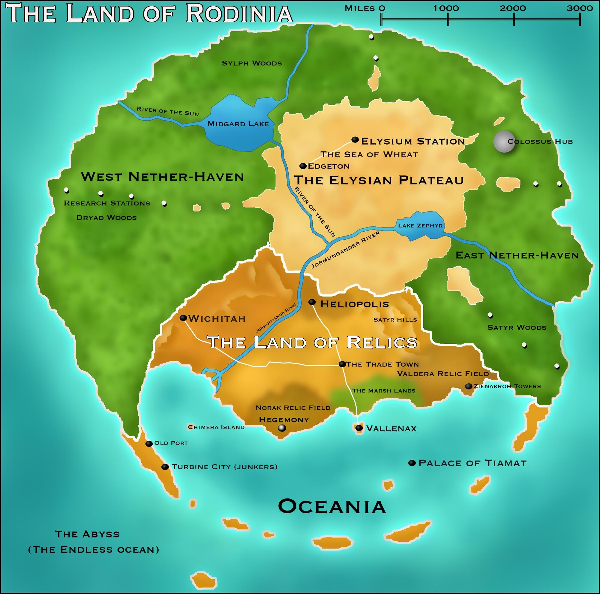 The Supercontinent Of Rodinia Worldbuilding