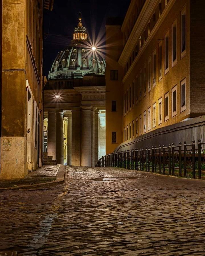 Basilica San Pietro – Vatican City Italy (Photo credit to Vitelli Alberto)