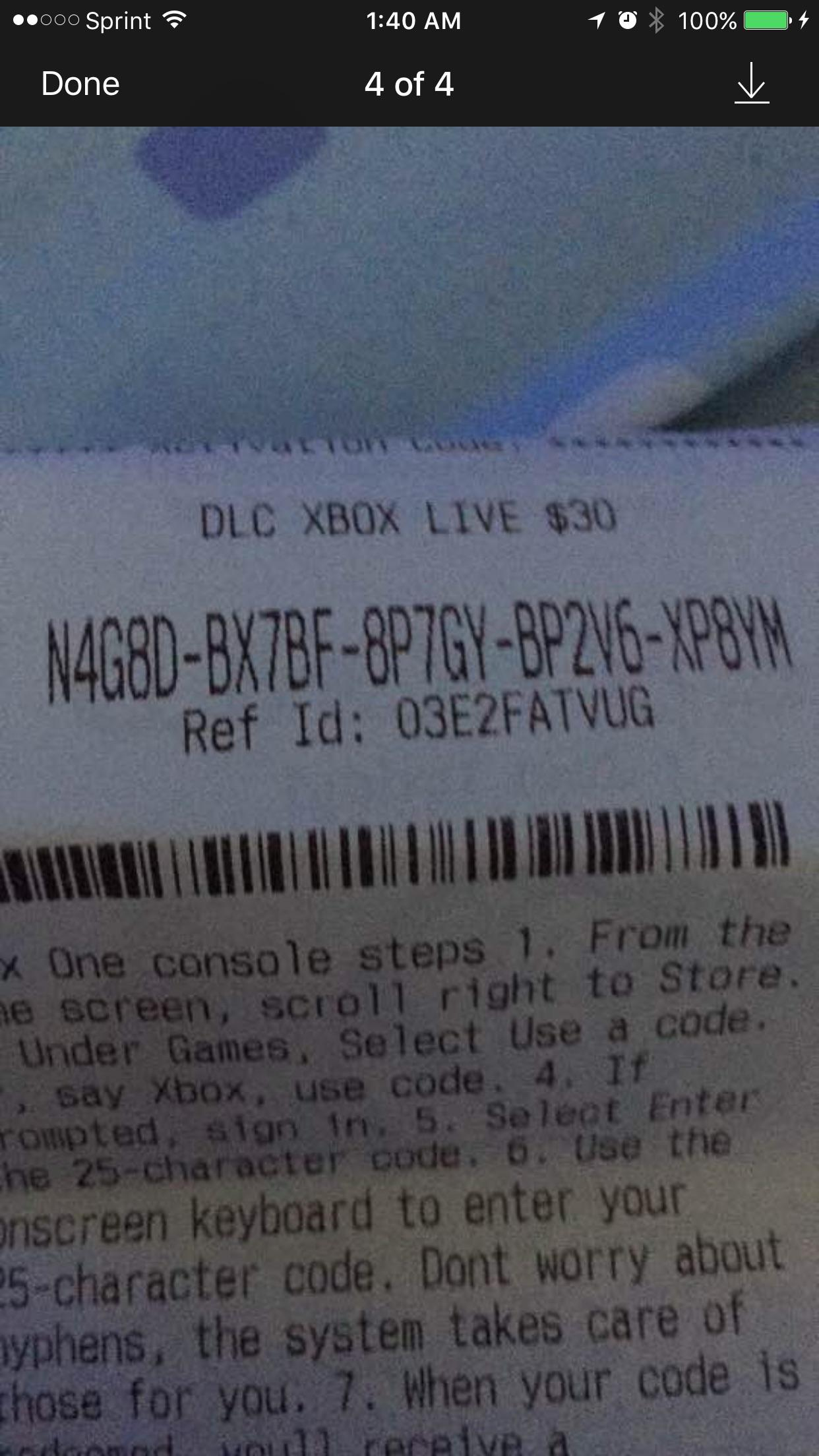 To Anybody Thats From Australia Heres A Free Xbox Code