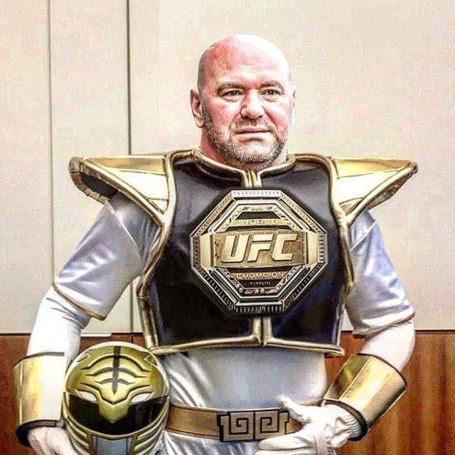 Can I habe da new belt plz? : ufc