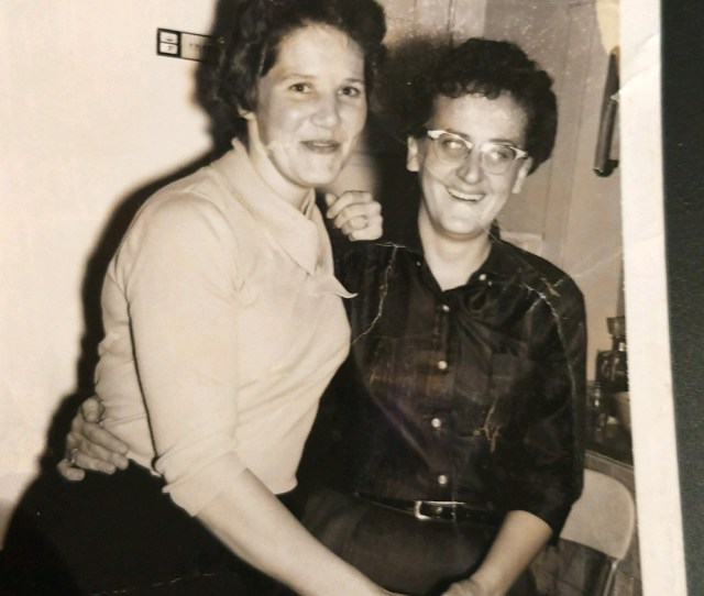 Just Found A Polaroid Photo Of Some Lesbians From The 70s That My Grandma Was Friends With