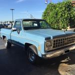 My First And Dream Truck 1980 Chevy Chevytrucks