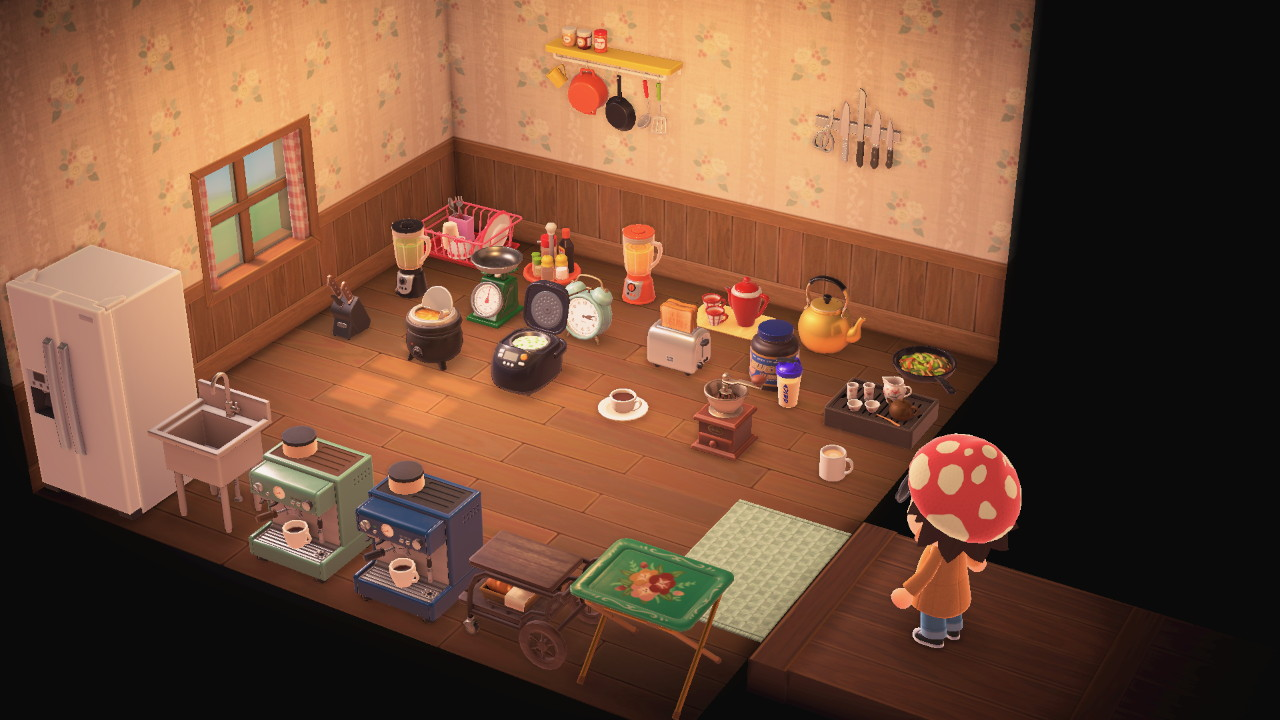 Kitchen Counter New Horizons - Tentang Kitchen on Animal Crossing Kitchen Counter  id=80188