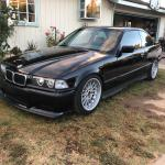 New Wheels For The E36 Bmwe36