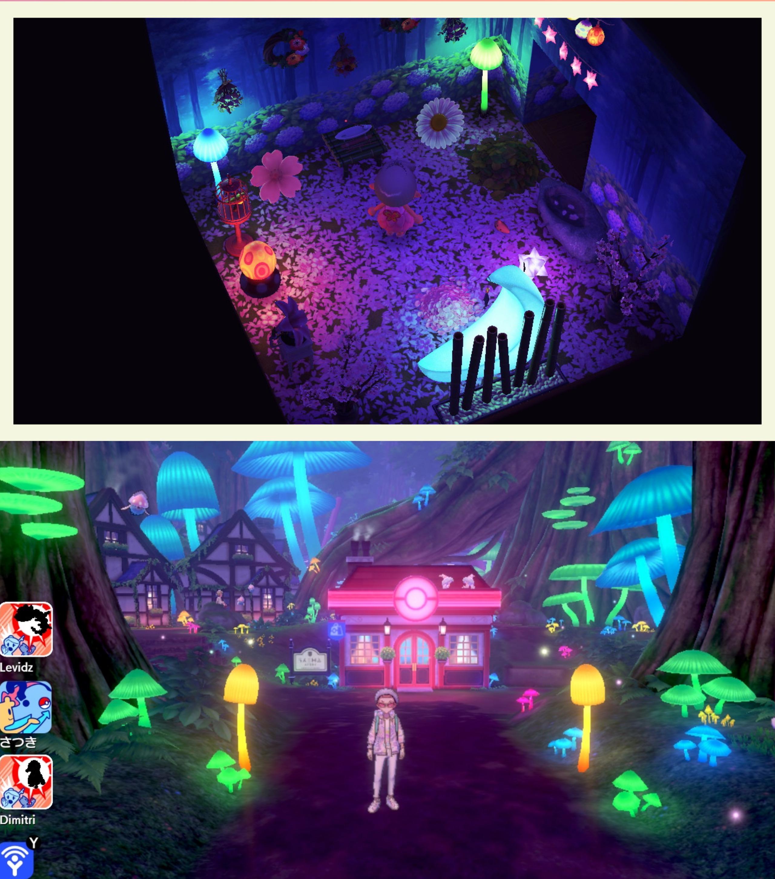 Living Room Ideas Acnh - jihanshanum on Animal Crossing New Horizon Living Room Ideas  id=11542