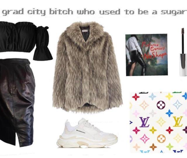 Post Grad Bitch Who Used To Be A Sugar Baby Starter Pack