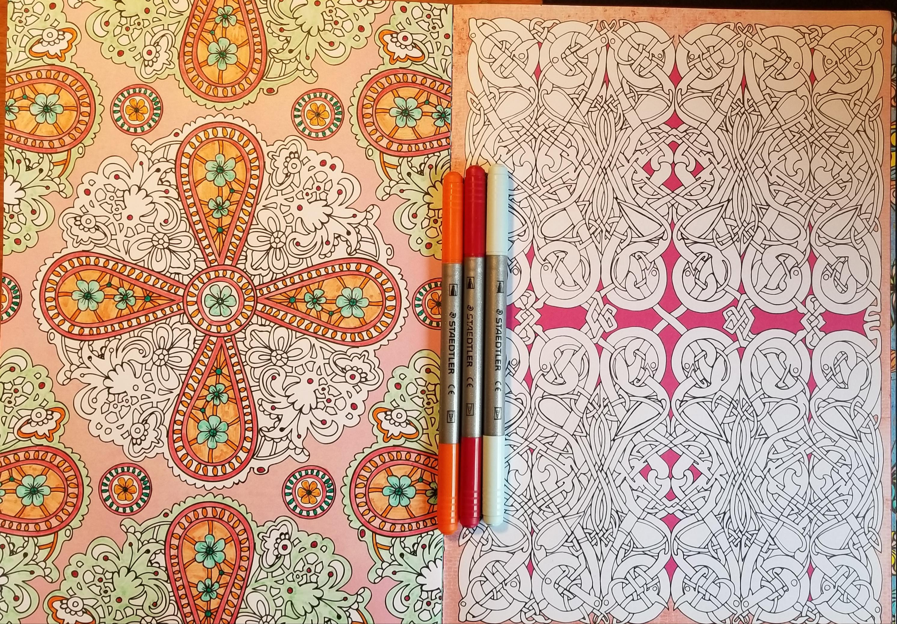Nothing Better Than Coloring A Rainy Day Away Adultcoloring