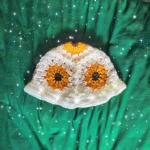 A Sunflower Bucket Hat To Brighten Up Your Quarantine Crochet