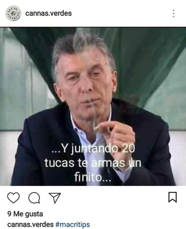 #Macritips : argentina