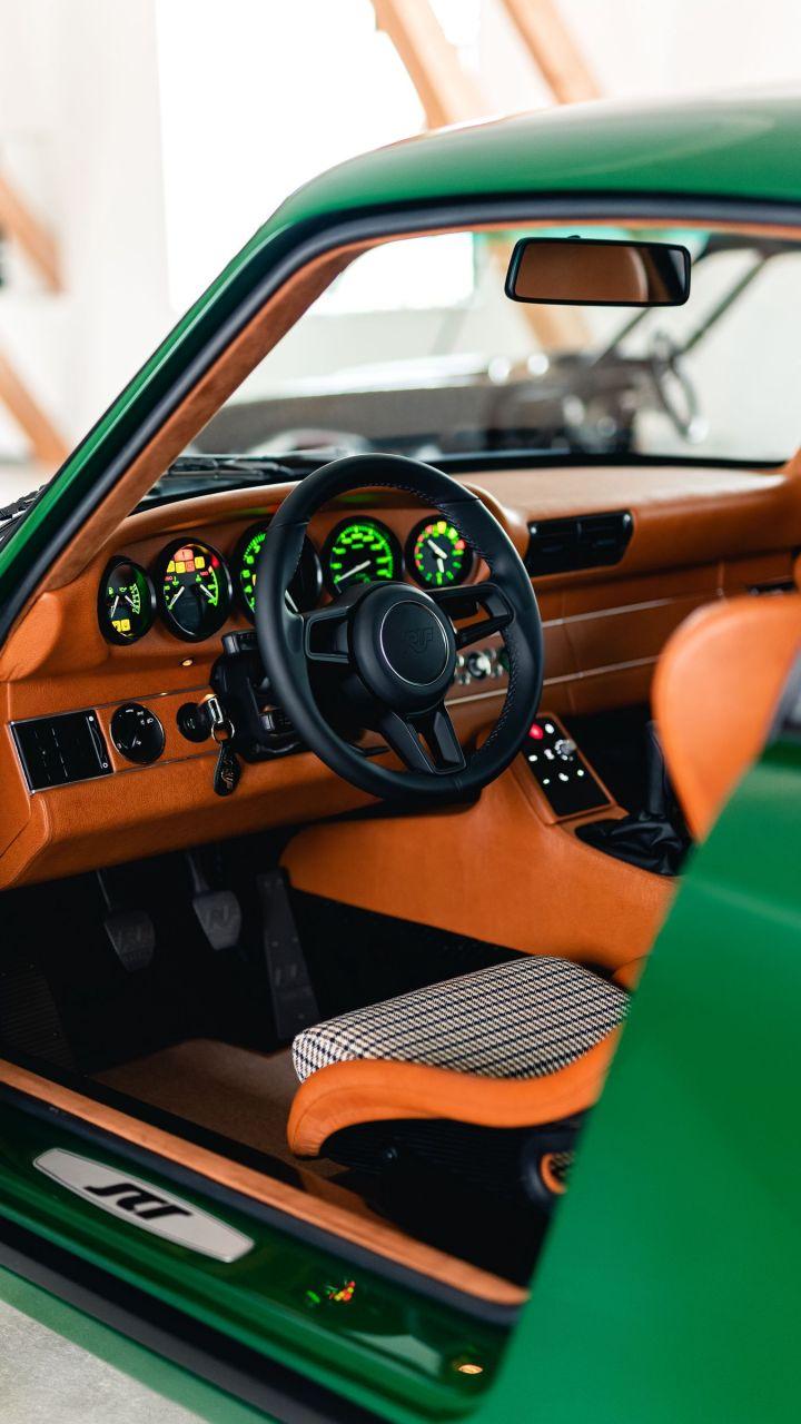 steering wheel phone background
