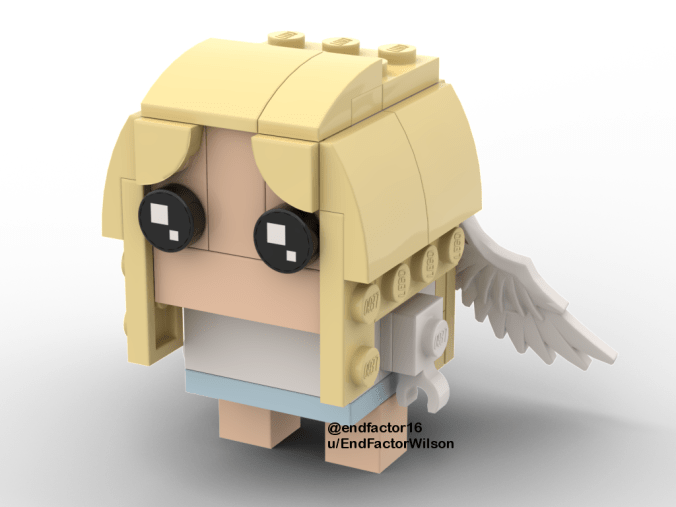 Well, my raphtalia model was well-liked, so here's filo