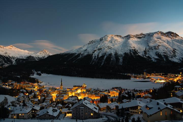 Engadin, St Moritz Switzerland (Photo credit to Sepp Rutz) [4096 x 2732]