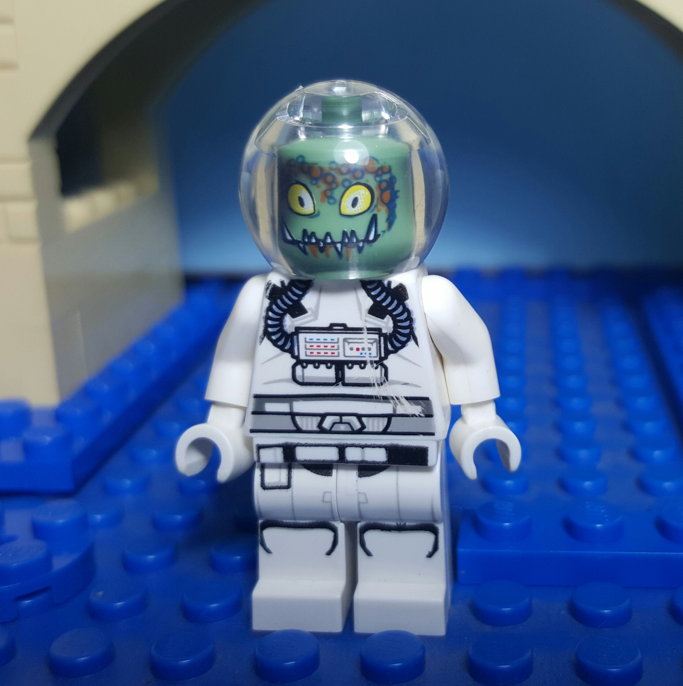 Custom Lego Fortnite Leviathan Skin Just2good