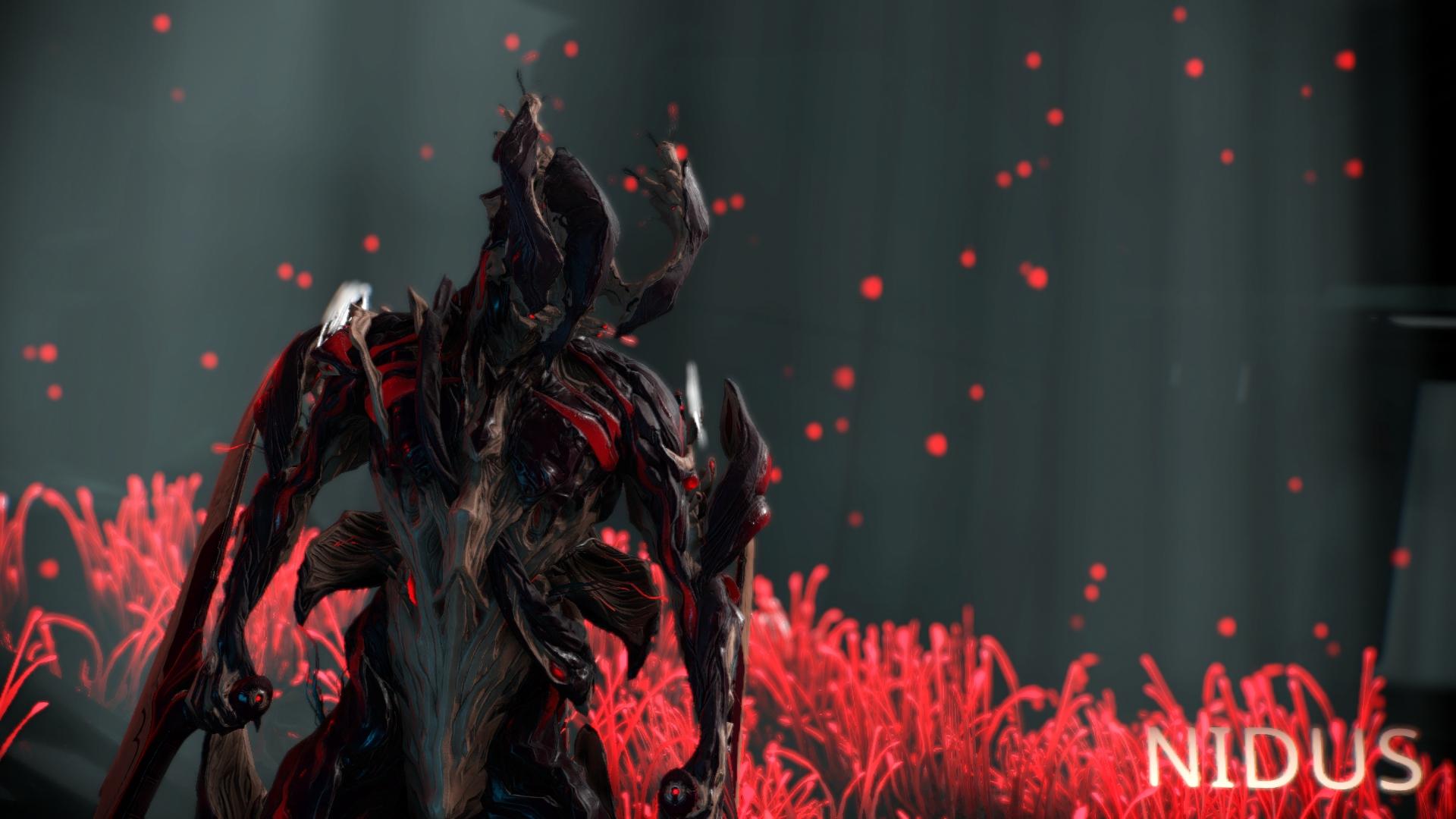 Nidus Captura TYRANIDus From The Grim Darkness Of The 41st Millenium WarframeRunway