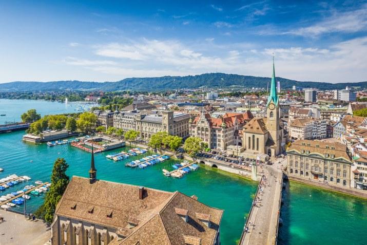 Zurich, Switzerland [3000 x 2004]