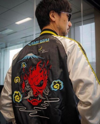 Kojima approves of Cyberpunk 2077 : cyberpunkgame