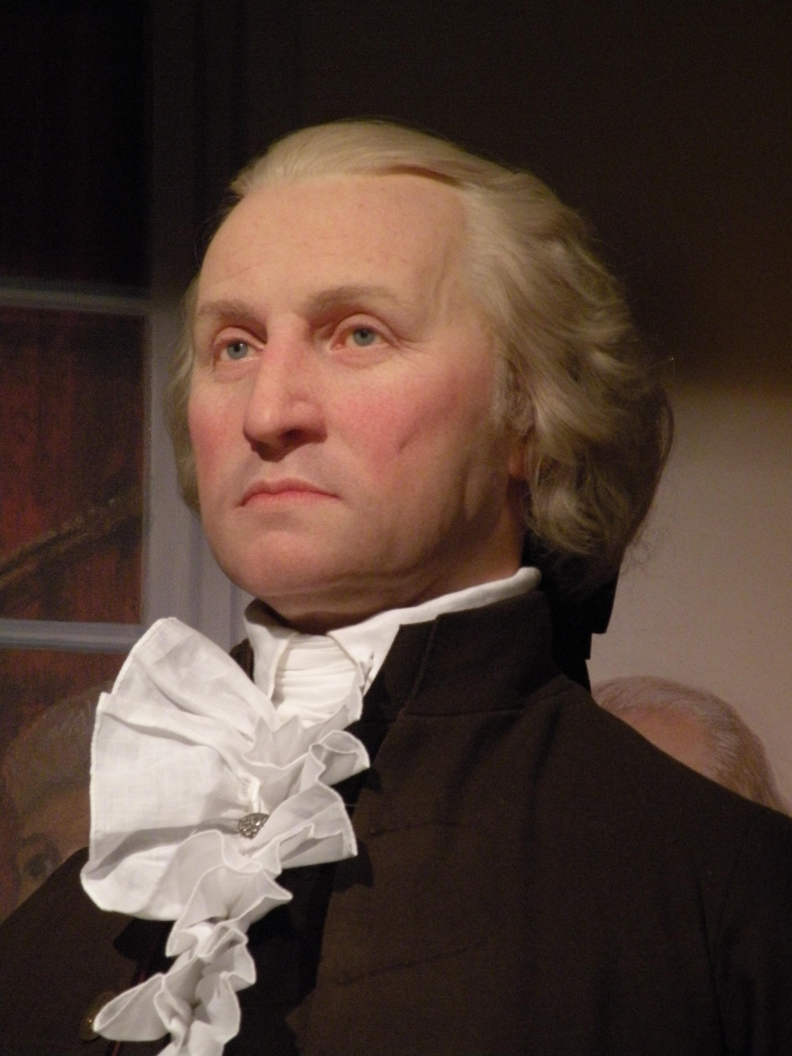 A Forensic Model Of George Washington The 1st President