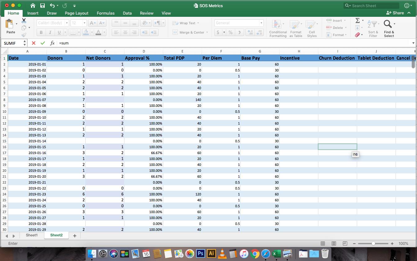Help Split Data Into Multiple Worksheets Based On Column